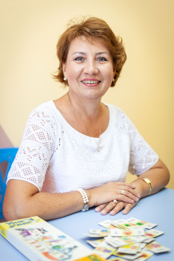 Рыжкова Наталья Владимировна - Логопед